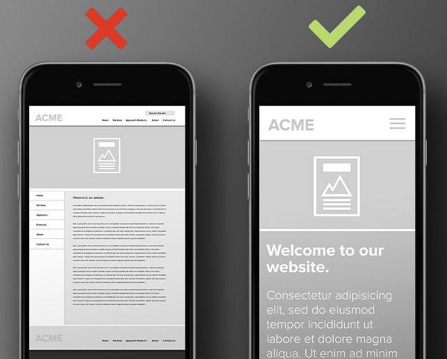 L'urgence d'avoir un site adaptatif « responsive »